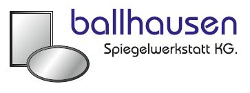 Ballhausen Spiegelwerkstatt Hamburg Schenefeld